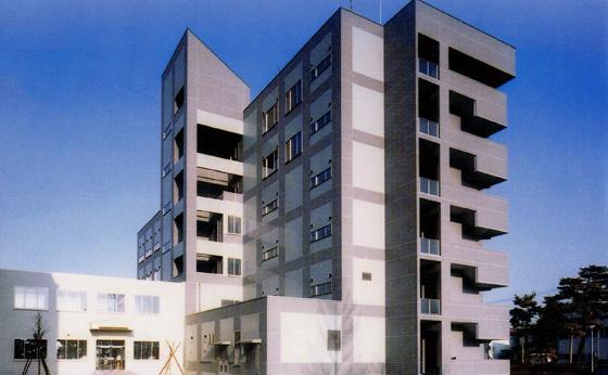 山形大学(鶴岡)総合研究棟