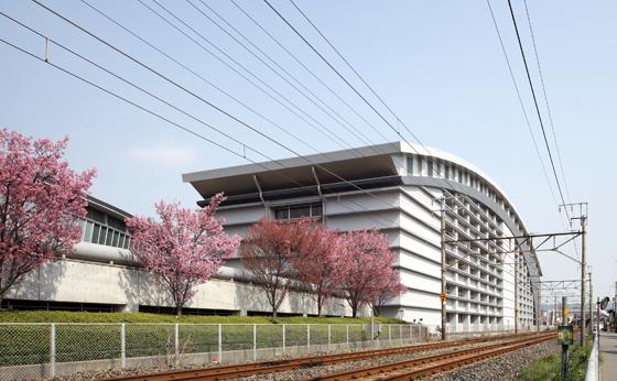 和歌山県立総合体育館