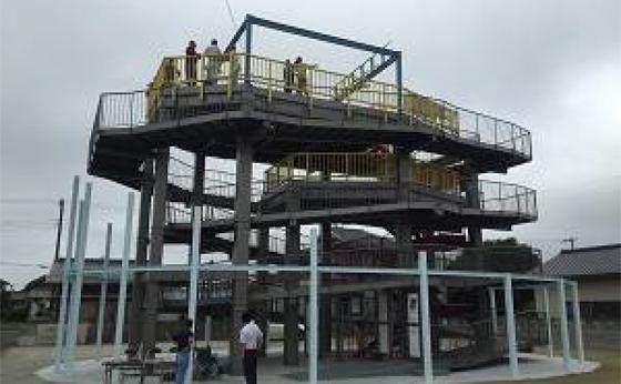 匝瑳市津波避難タワー(工作物)