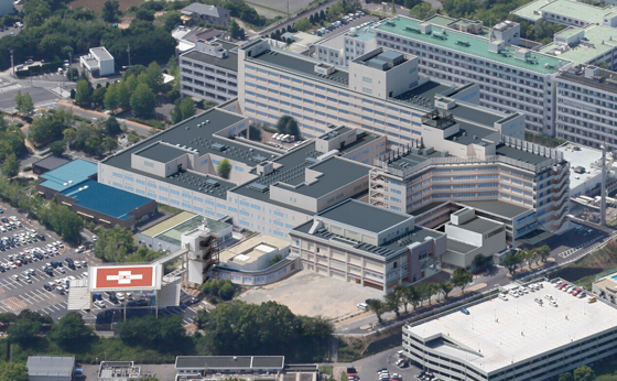 香川大学(医病)外来・中央診療棟