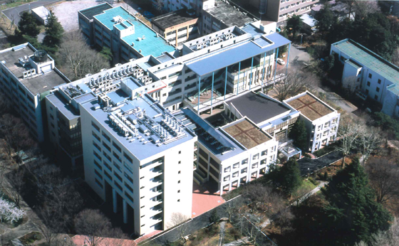 東京農工大学小金井団地総合研究棟(C棟)