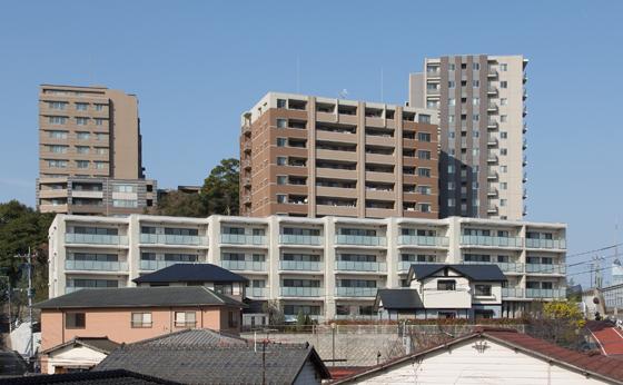 ザ・パークハウス愛宕(三菱地所レジデンス)