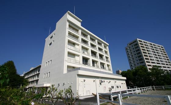 鹿児島大学(郡元)実験棟(産業動物飼育施設)