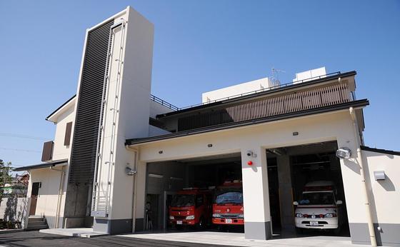 高砂市消防署高砂分署