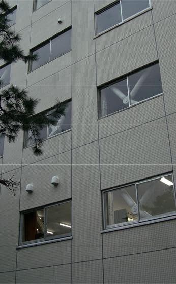横浜国立大学(社会科学系)総合研究棟Ⅱ
