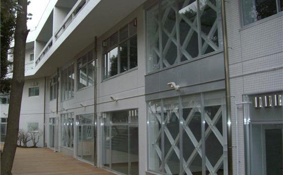 横浜国立大学(教育系)総合研究棟Ⅱ