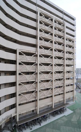 埼玉県営浦和第2高層団地A・B棟