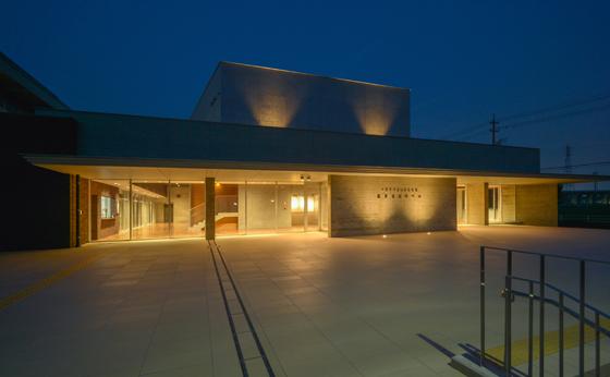 木曽川文化会館