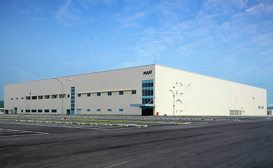 MANI PY2工場