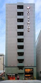 ホテルウィングインターナショナルセレクト博多駅前Ⅱ