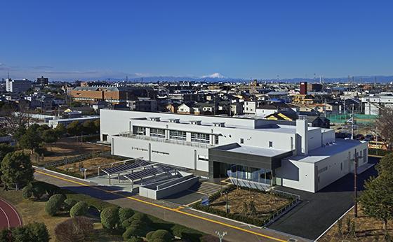 戸田市スポーツセンター屋内プール